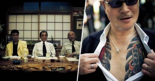 La temible mafia japonesa Yakuza le muestra sus secretos a este fotógrafo