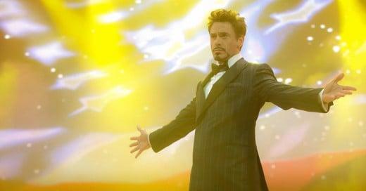Robert Downey Jr fue un adicto y ahora es uno de los actores mejor pagados del mundo
