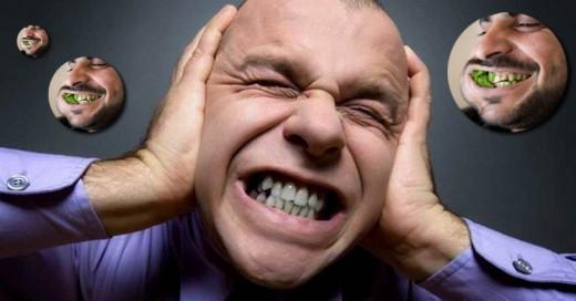 ¿No toleras el ruido que hacen los demás al masticar? ¡Tienes un desorden psiquiátrico!