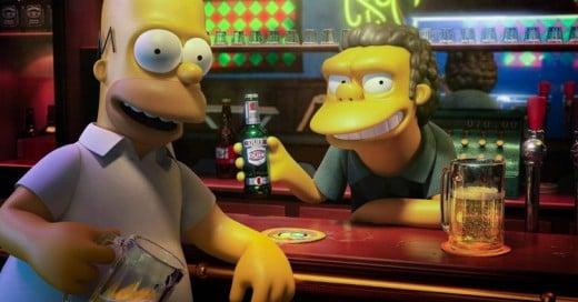 Teoría loca sobre Los Simpson cambiará para siempre tu forma de verlos