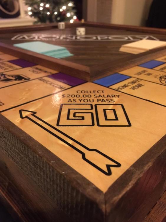 ficha de inicio de monopoly