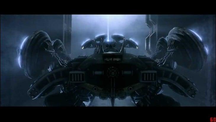Nebuchadnezzar nave de morfeo en matrix