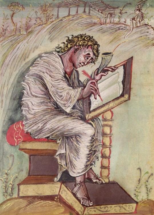 pintura de pablo a los hebreos