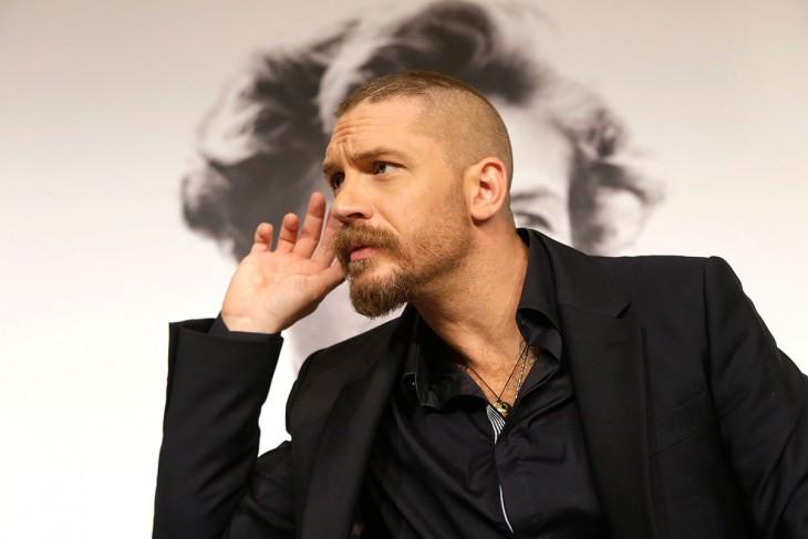 Tom Hardy es el favorito para ser el próximo James Bond