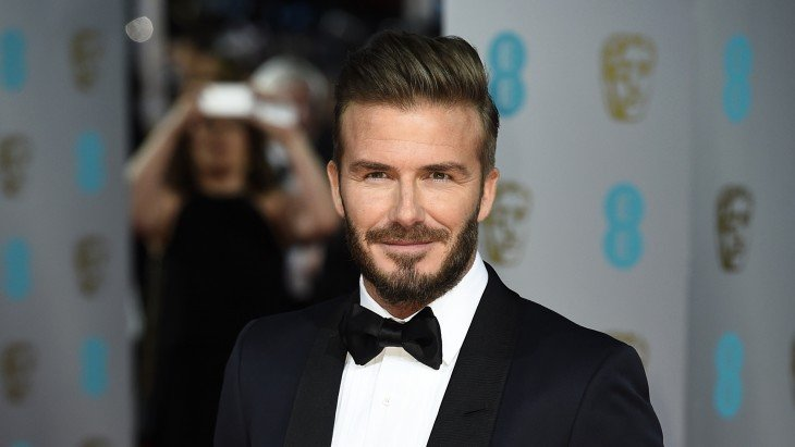 Gente vota para que David Beckham sea James Bond