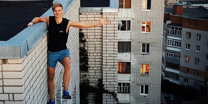 Andrey Retrovsky muere al tomarse selfie