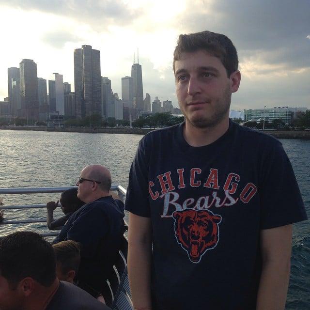paseo en barco en chicago despedida de soltero robbie chernow