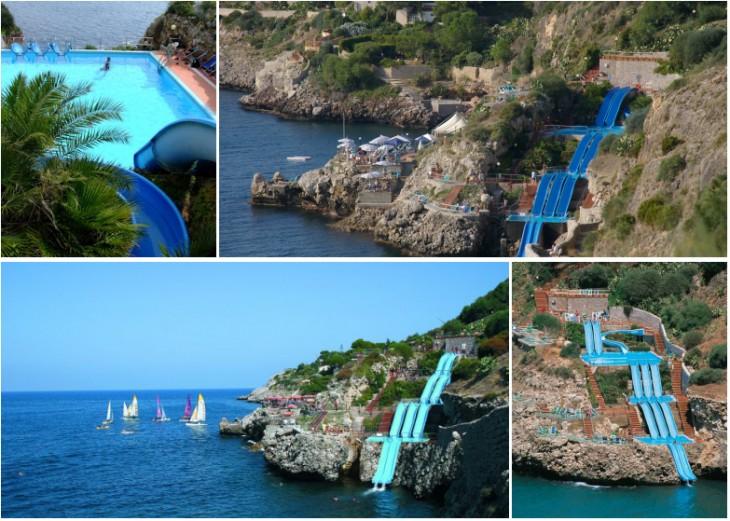 citta del mare italia toboganes