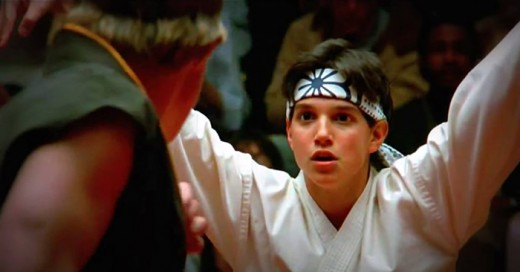 Video revela que Daniel San era en realidad el VILLANO de Karate Kid