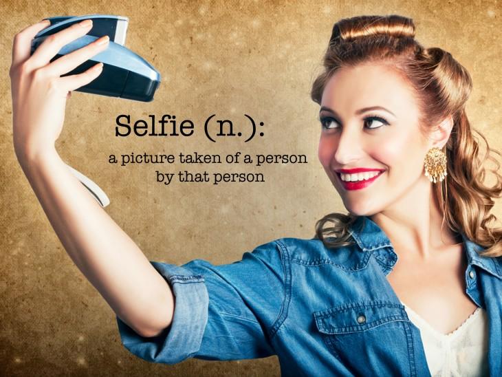 Definición de Selfie