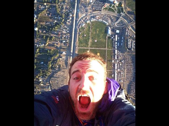 Peligro en una Selfie