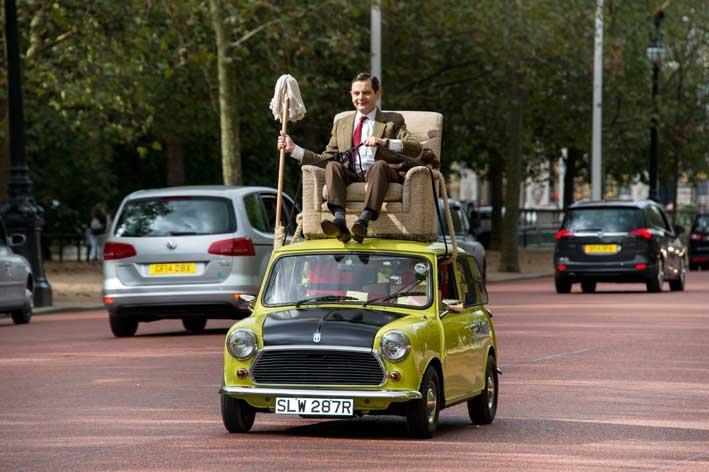 Mr. Bean Celebra 25 años