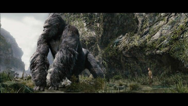 pelicula king kong en la selva