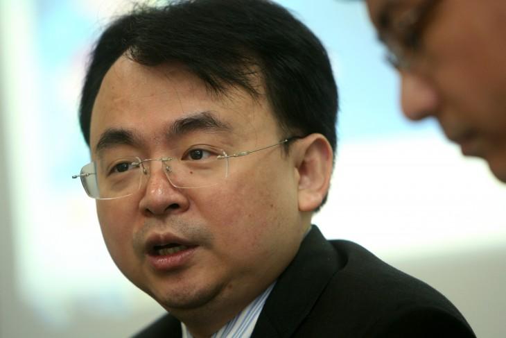 Liu Deijan empresario chino