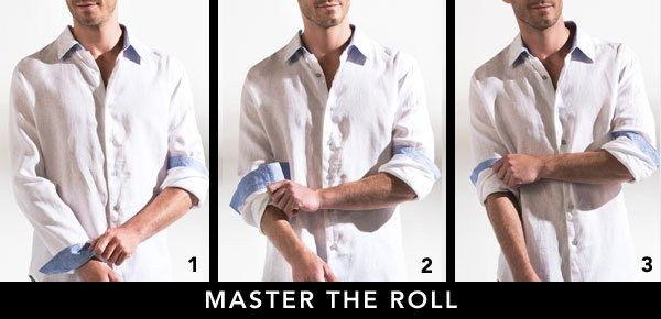 doblar mangas master roll