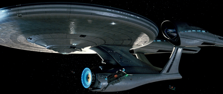 USS Enterprise de Star Trek