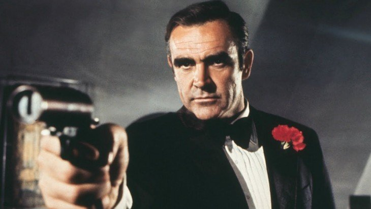 sean connery 007 james bond