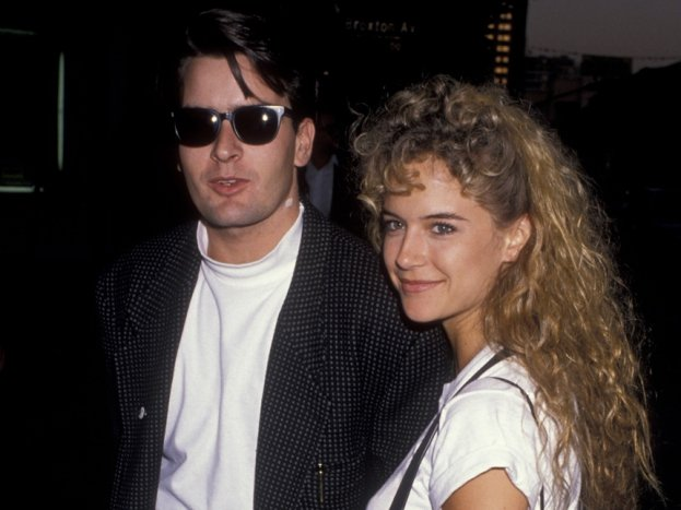 charlie sheen kelly preston jovenes