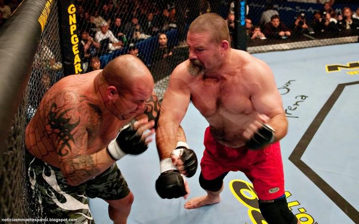 Pelea en UFC