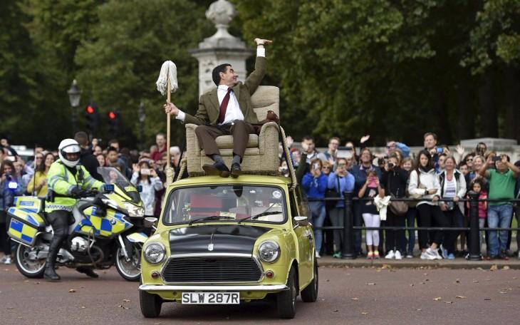 Mr. Bean Celebra 25 años con la gente