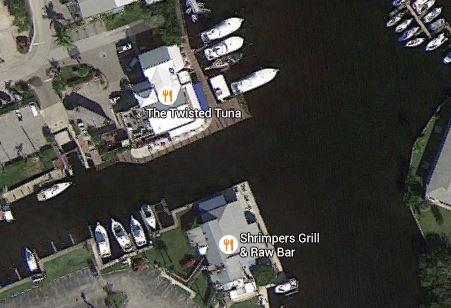 vista aerea de bares puerto salerno