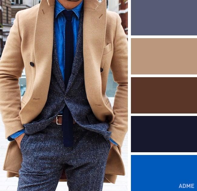 Abrigo beige clásico