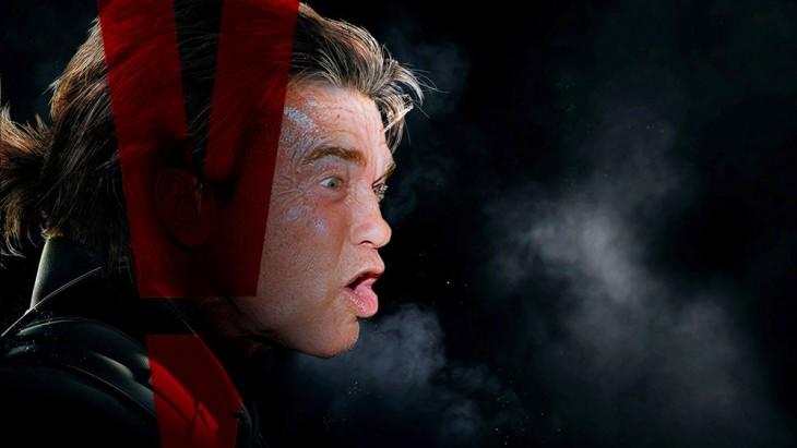 V Photoshop de Schwarzenegger