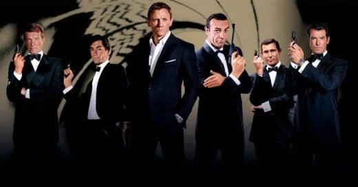 6 Lecciones de masculinidad de James Bond que TODO hombre debe saber