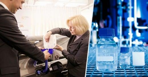 """Audi convierte Agua en e-Diesel, el revolucionario invento llamado: """"Petróleo Azul"""""""