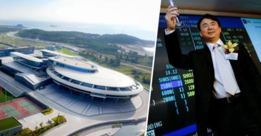 Billonario construye su oficina como el Enterprise de Star Trek