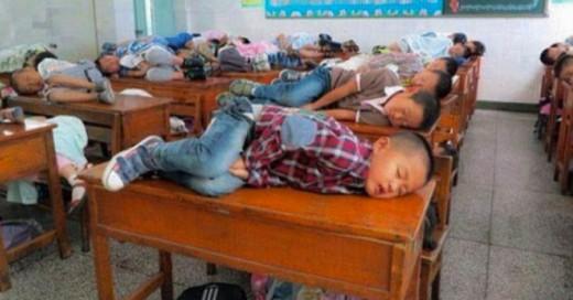 Comprobado: ¡las clases comienzan demasiado temprano!