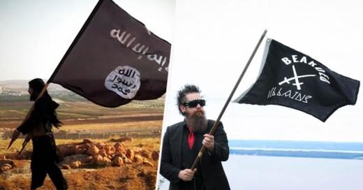 Confunden a Hipsters Barbudos con Terroristas del ISIS
