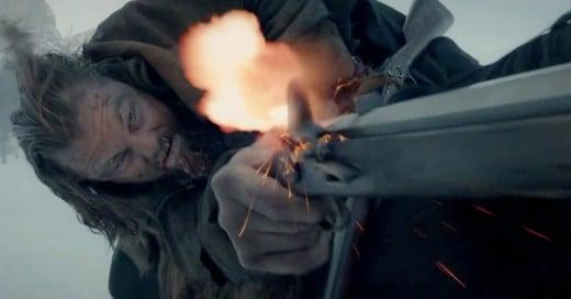 Di Caprio Durmió entre Cadáveres y Comió Carne cruda de Bisonte para nueva película