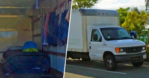 Empleado de Google vive en el estacionamiento y ahorra el 90% de su sueldo