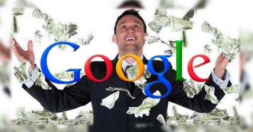 Se hizo dueño de Google.com por sólo uno minuto ¡Lo compró en 12 dólares!