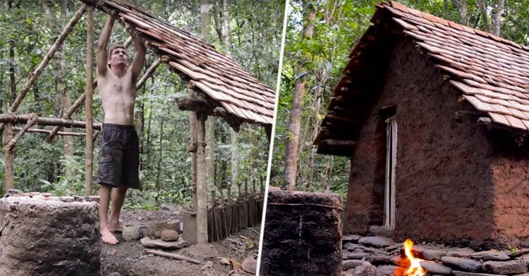 Construye una casa de la nada s lo con materiales naturales - Aromatizantes naturales para la casa ...