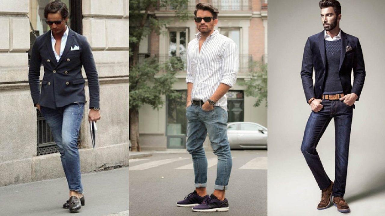 8e5d9fd13 Cómo combinar zapatos con el tipo de pantalón adecuado