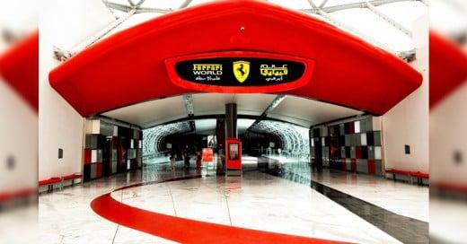 Muy pronto llegará Ferrari Land ¡El mejor parque de diversiones!