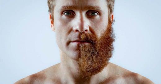 Según un nuevo estudio los hombres con barba son más violentos, mentirosos e infieles