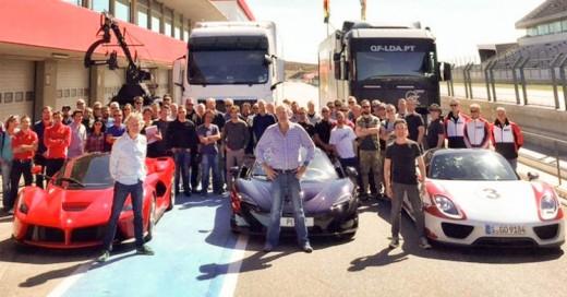 Top Gear regresa a la televisión, ahora lo hará con Amazon Prime