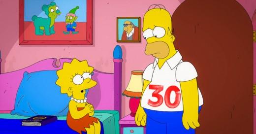 La Temporada 30 podría ser el Adiós definitivo de Los Simpson
