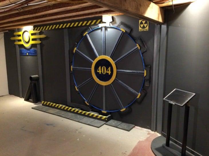 Boveda 404 construida por fan