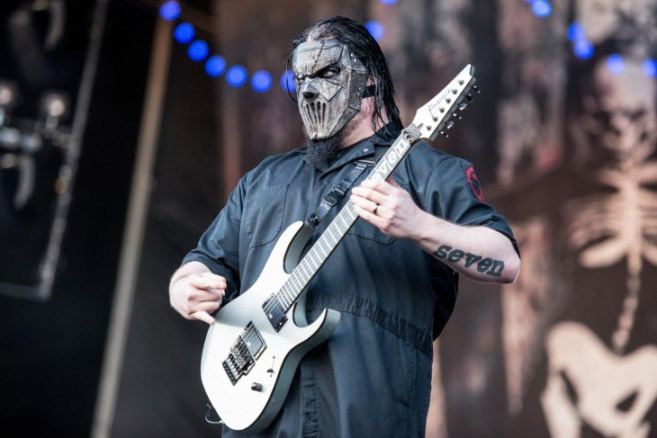 guitarrista de slipknot
