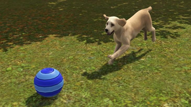 Perro de The Sims