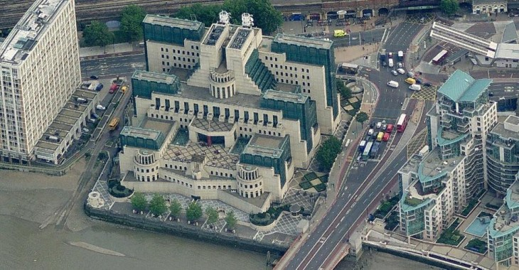 Instalaciones del MI6
