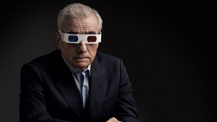 Scorsese con lentes 3D