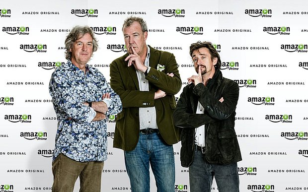 top gear en amazon prime