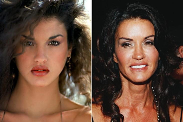 Janice antes y después