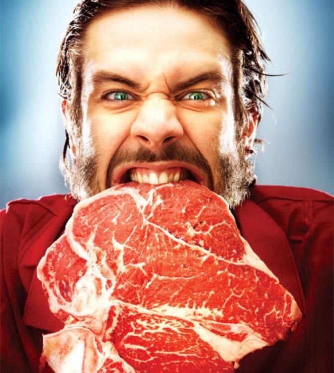 Come bistec crudo