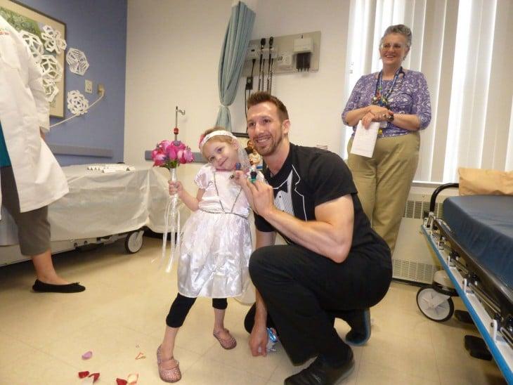 Abby y Matt se casan en Hospital